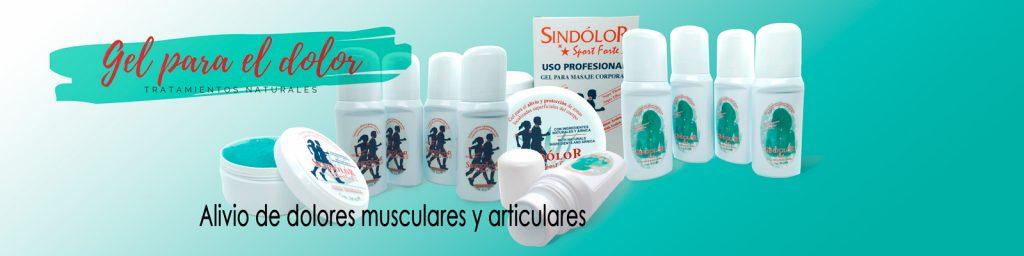 Productos Sindolor Gel