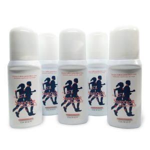 Mega Pack x5 gel sindolor sport forte roll on 60ml